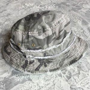 Distressed   Bucket Hat
